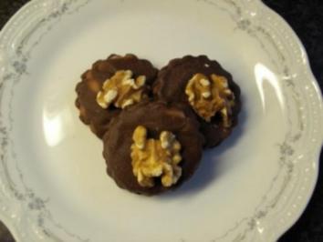 Kuchen/Gebäck ~ Marzipanplätzchen - Rezept