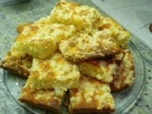Ananaskuchen vom Blech mit Streusel - Rezept