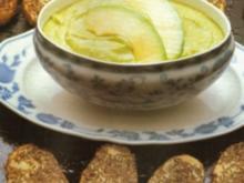 Kümmel-Kartoffeln mit Avokadosauce - Rezept