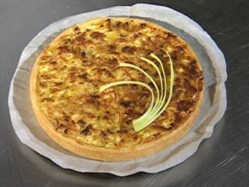 Gâteau Savièse - Rezept