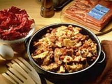 Kartoffel-Pizokel - Rezept