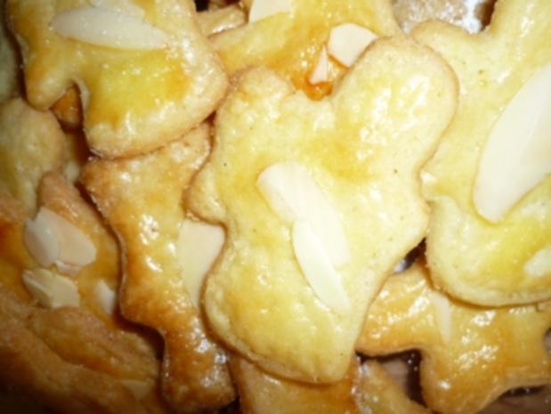 Plätzchen Feine Butterausstecherle - Rezept