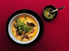 """Thai-Hühnersuppe mit Zitronengras von """"Kleine Wiesje"""" (Simone Rethel Heesters) - Rezept"""