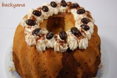 Latte Machiato Marmorkuchen - Rezept