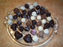 Eierlikörtrüffel - Rezept