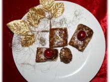 Honig-Mandel-Lebkuchen - Rezept