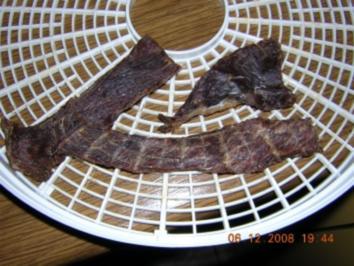 Rinfleisch getrocknet ( Version 2 ) - Rezept