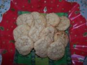 Erdnuss-Cookies - Rezept