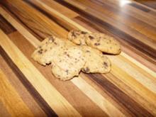 Schoko-Orangen-Plätzchen like Cookies - Rezept