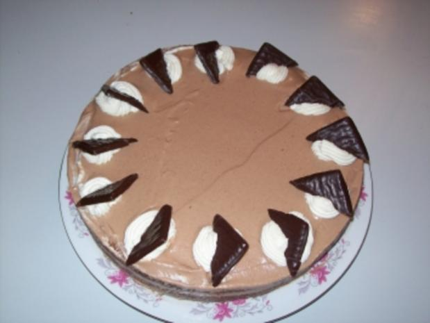 After Eight Torte Rezept Mit Bild Kochbar De