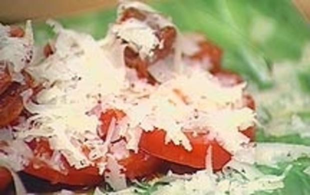 Chorizo-Manchego-Salat - Rezept