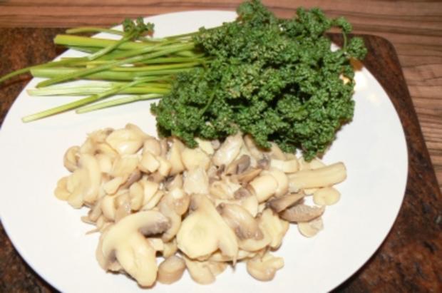 Jaqueline´s bunter Kartoffelsalat - Rezept