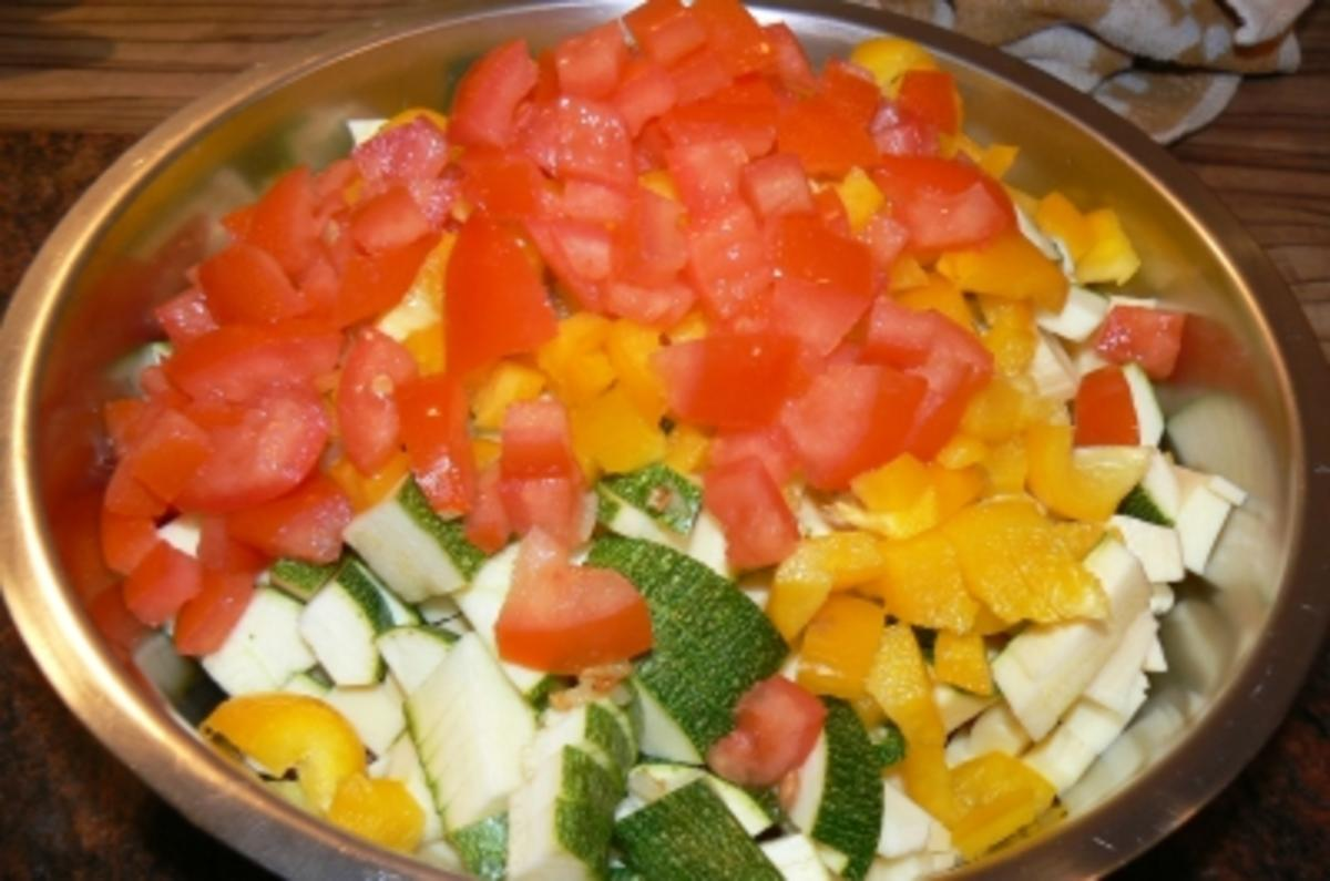 Bilder für Jaqueline´s bunter Kartoffelsalat - Rezept