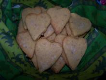 Mandarinen-Herzen - Rezept