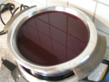 Klarer Barschtsch - Rezept