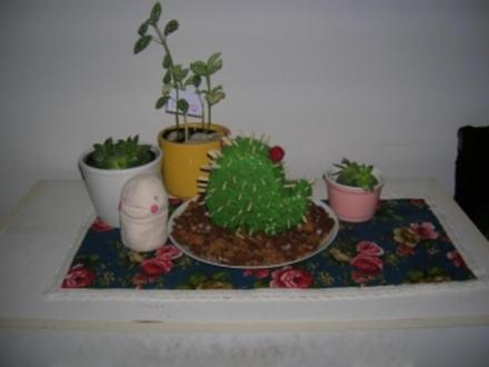 kaktus kuchen - Rezept