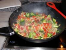 Feuriges Wok-Gemüse - Rezept