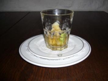 Asia Consomme mit gefüllten Wan Tans - Rezept