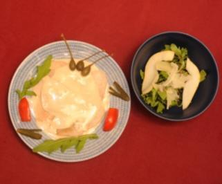 Vitello Tonnato mit Rucola-Salat (Klaus Eberhartinger) - Rezept
