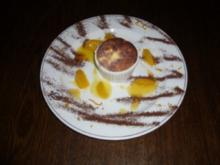Marmorsoufflee mit Orangenragout - Rezept