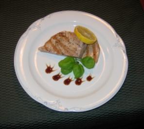 Thunfischsteak - Rezept