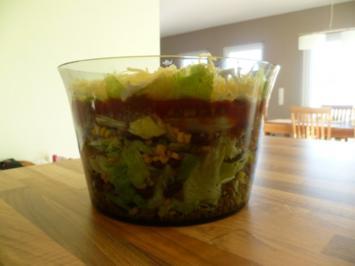 Tacco Salat - Rezept