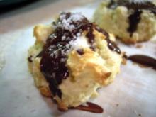 Plätzchen: Kokos-Frischkäse-Kekse - Rezept - Bild Nr. 2
