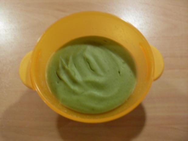 Babynahrung: Broccoli-Kartoffelbrei - Rezept