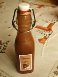 Lebkuchen-Sahne-Likör - Rezept