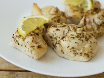 Rezept: Hähnchen in Zitronenmarinade
