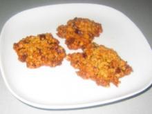 Dattelcookies - Rezept