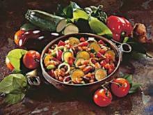 Ratatouille mit Lammfilet - Rezept