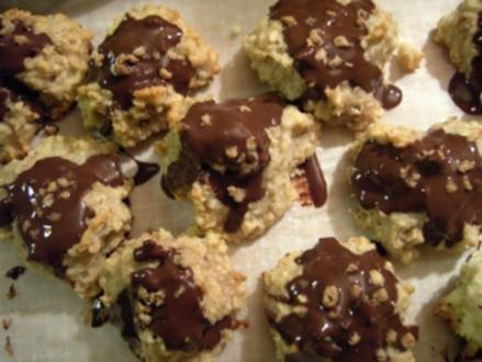 Plätzchen: Honey-Cheese-Nut Cookies - Rezept