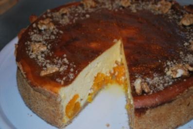 Omas Kuchen Rezepte Mit Bild oma s walnuss käse kuchen rezept mit bild kochbar de