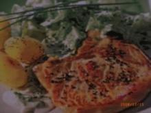 Kotelett mit Rahm-Wirsing - Rezept
