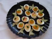 Kalte Platten !  schnelle Eierplatte ! - Rezept