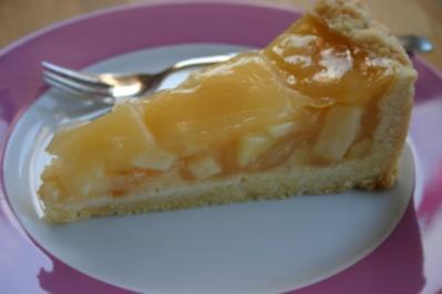 Apfelkuchen Mit Apfelmus Und Pudding Rezepte Kochbar De