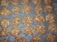 Haferfleks-Kekse - Rezept