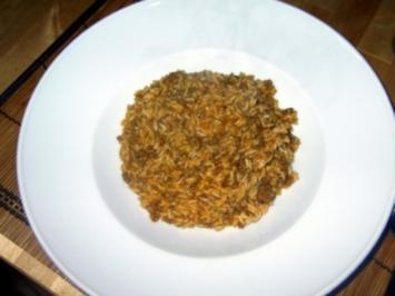 Bananen-Hackfleisch-Curry - Rezept
