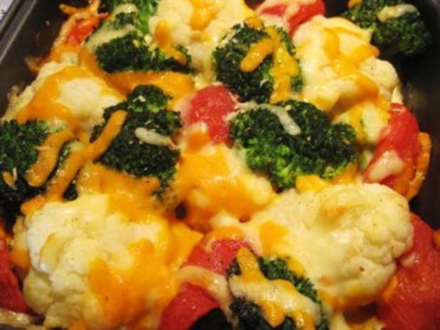 Gemüse überbacken ... - Rezept - Bild Nr. 3