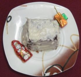 Rezept: Möhrenkuchen - Carrot Cake