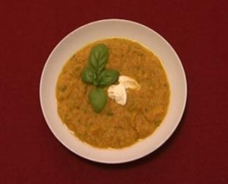 Kürbissuppe (Yvonne Hölzel) - Rezept