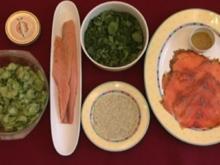Fischvariationen (Mathieu Carrière) - Rezept