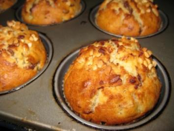 bananen joghurt muffins rezept mit bild. Black Bedroom Furniture Sets. Home Design Ideas