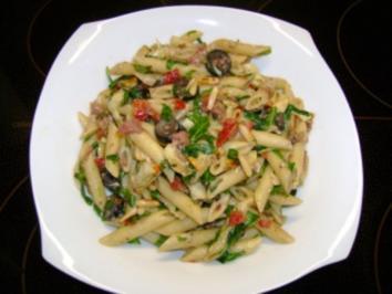 Rezept: Pasta: Salat Toscana