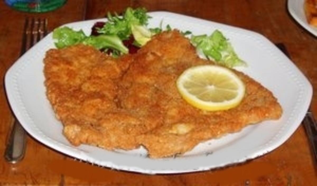 Original Wiener Schnitzel (Kalbsschnitzel)