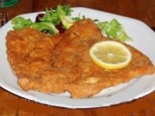 Original Wiener Schnitzel (Kalbsschnitzel) - Rezept