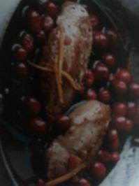 Entenbrust mit Cranberries - Rezept