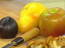 Herbstlicher Obstsalat - Rezept