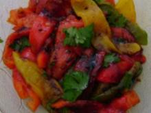 Grillen: Marinierte Paprika - Rezept - Bild Nr. 2